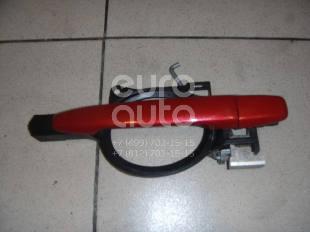 Ручка двери задней наружная правая для Mitsubishi Lancer (CX,CY) 2007> - Фото №1