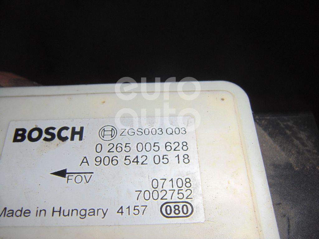 Датчик ускорения для VW,Mercedes Benz Crafter 2006>;G-Class W463 1989>;Vito/Viano-(639) 2003-2014;Sprinter (906) 2006> - Фото №1