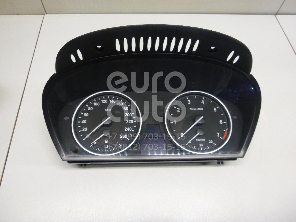 Панель приборов BMW X5 E70 2007-2013; (62109236810)  - купить со скидкой