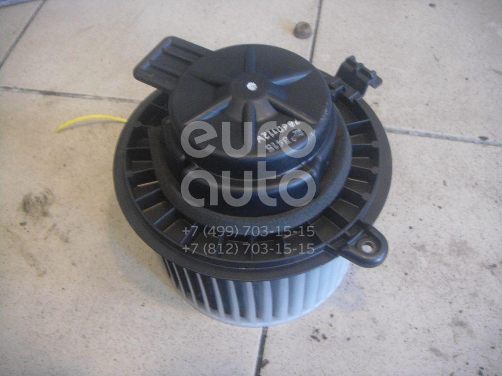 Моторчик отопителя для Suzuki SX4 2006-2013;Swift 2004-2010 - Фото №1