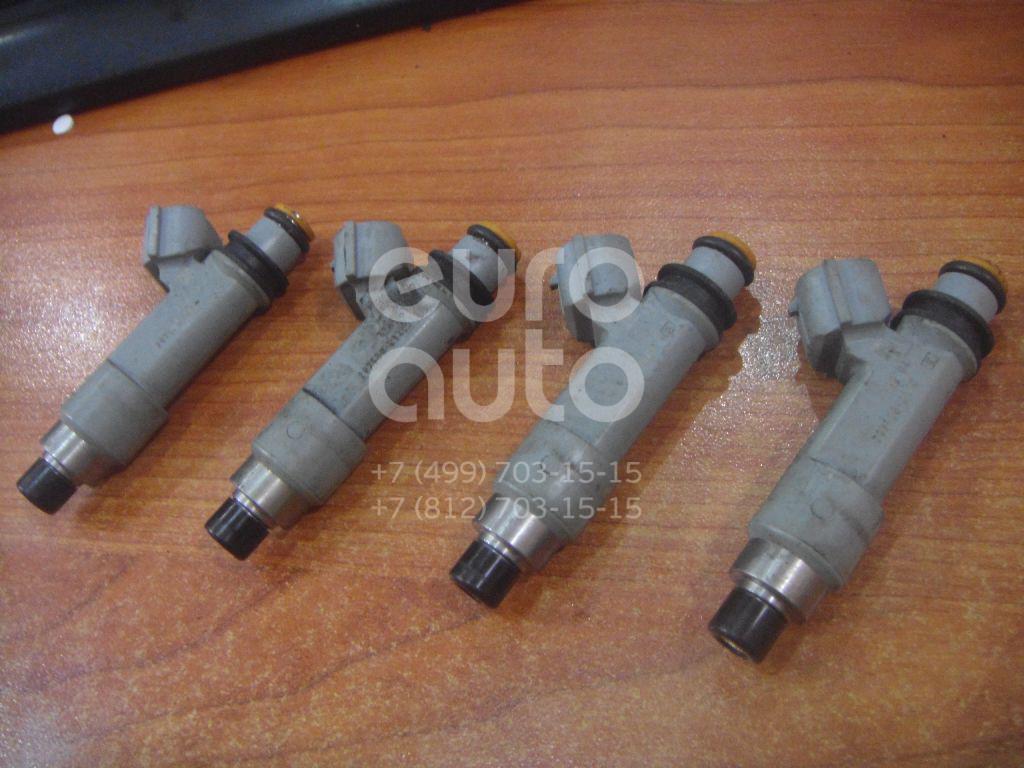 Форсунка инжекторная электрическая для Suzuki SX4 2006-2013;Swift 2004-2010 - Фото №1