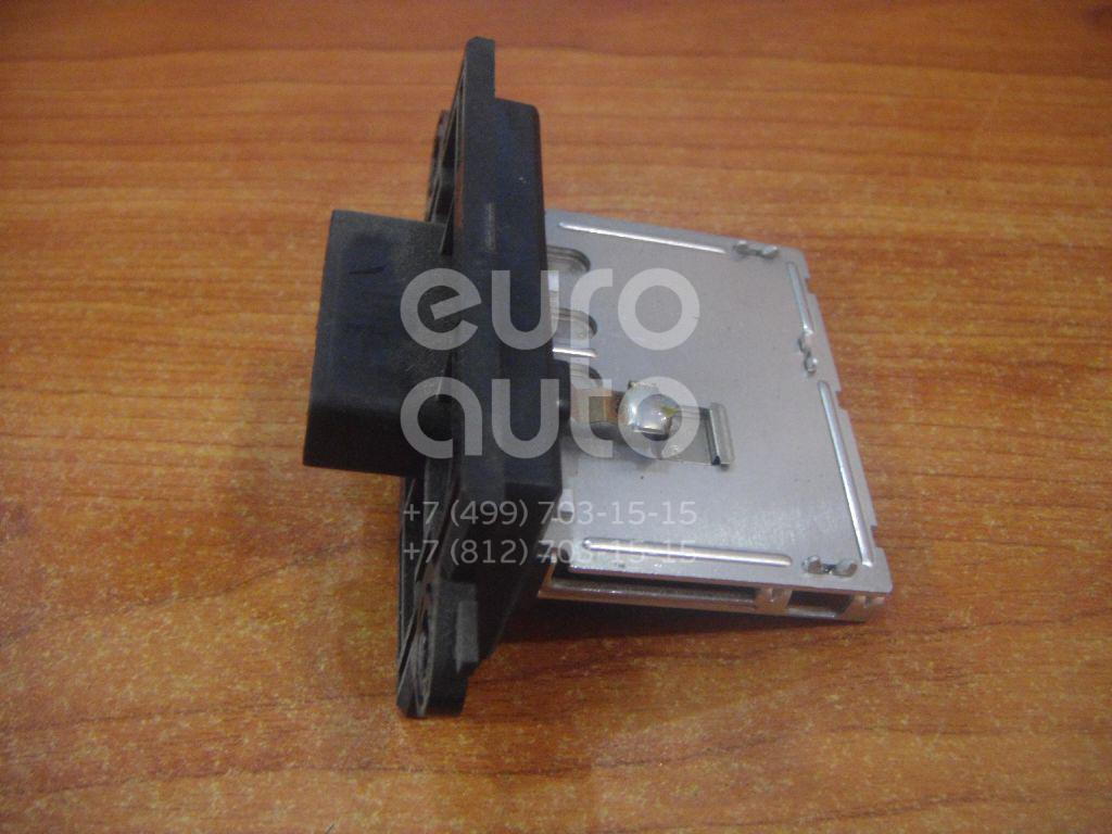 Резистор отопителя для Suzuki SX4 2006-2013 - Фото №1