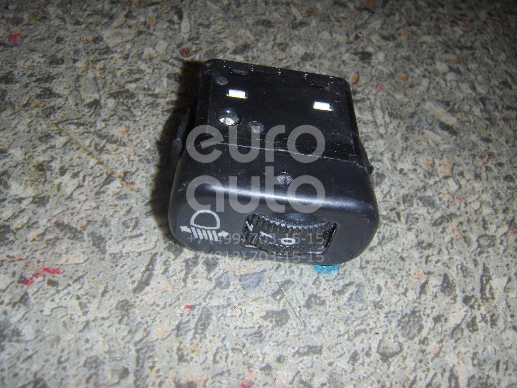 Кнопка корректора фар для VW,Mercedes Benz Crafter 2006>;Sprinter (906) 2006> - Фото №1