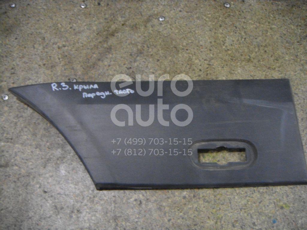 Накладка заднего крыла правого для Mercedes Benz Sprinter (906) 2006> - Фото №1