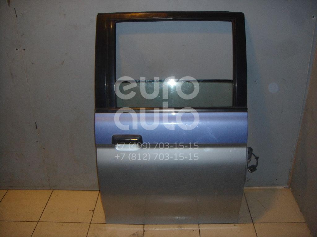Дверь задняя правая для Mitsubishi L200 (K6,K7) 1996-2006 - Фото №1