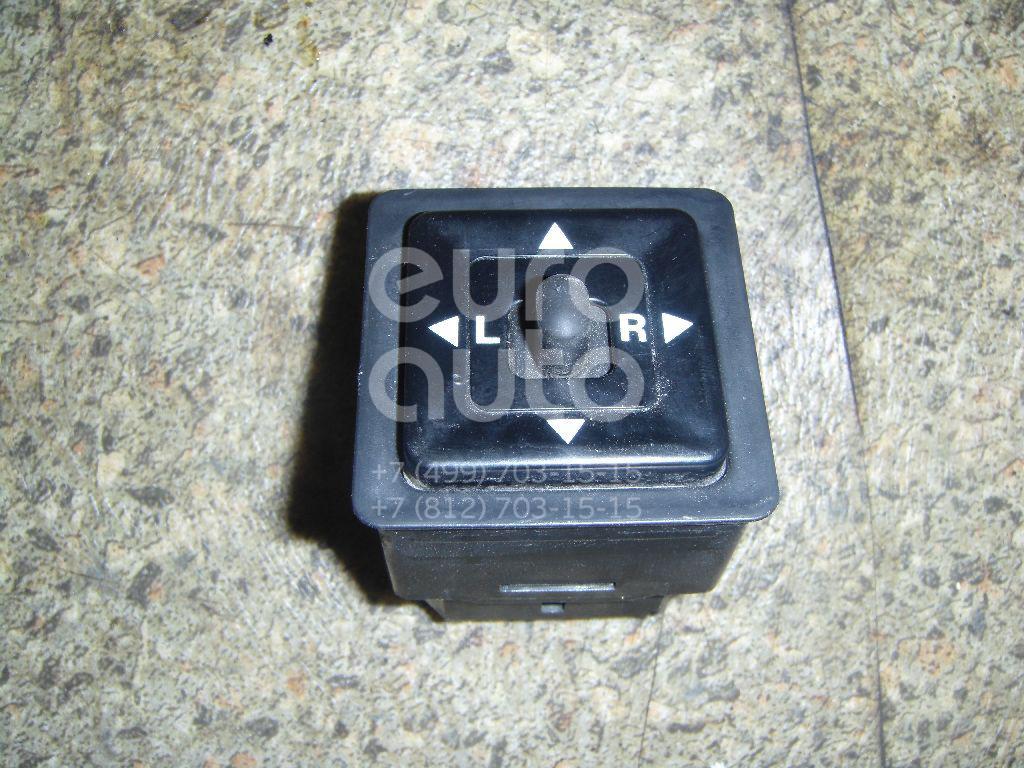 Переключатель регулировки зеркала для Mitsubishi L200 (K6,K7) 1996-2006;Pajero/Montero Sport (K9) 1998-2008;Eclipse III 1999-2005 - Фото №1
