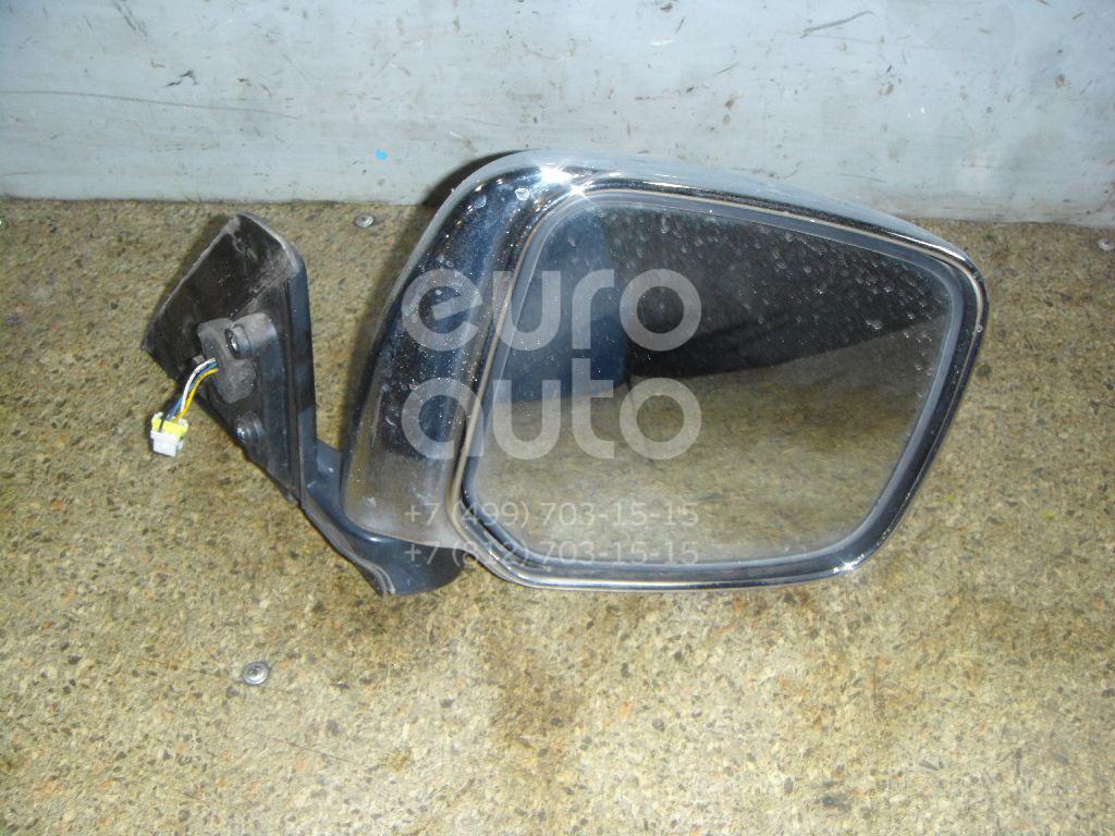 Зеркало правое электрическое для Mitsubishi L200 (K6,K7) 1996-2006 - Фото №1