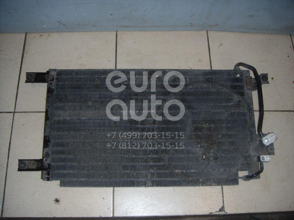Радиатор кондиционера (конденсер) для Mitsubishi L200 (K6,K7) 1996-2006 - Фото №1