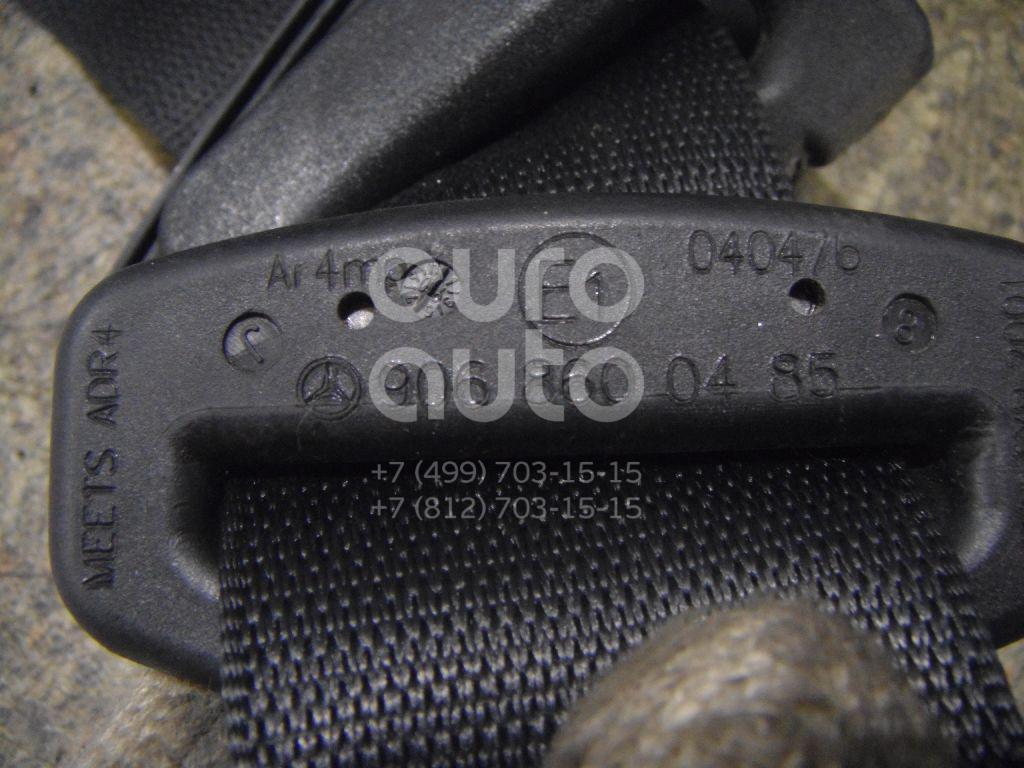 Ремень безопасности с пиропатроном для Mercedes Benz Sprinter (906) 2006> - Фото №1