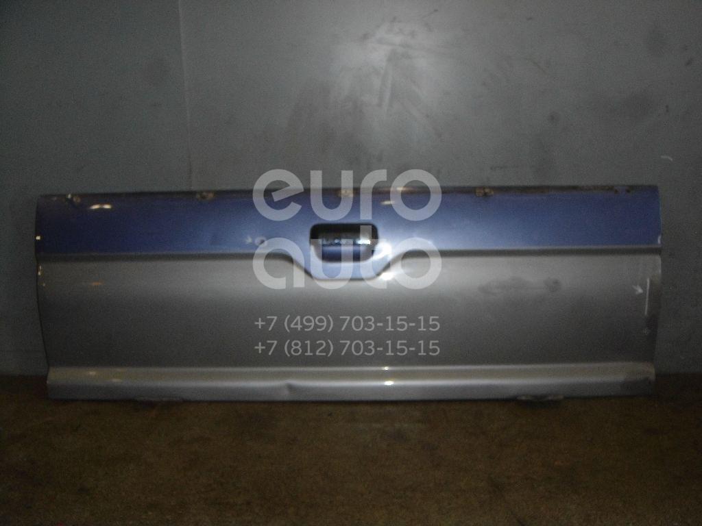 Дверь багажника для Mitsubishi L200 (K6,K7) 1996-2006 - Фото №1