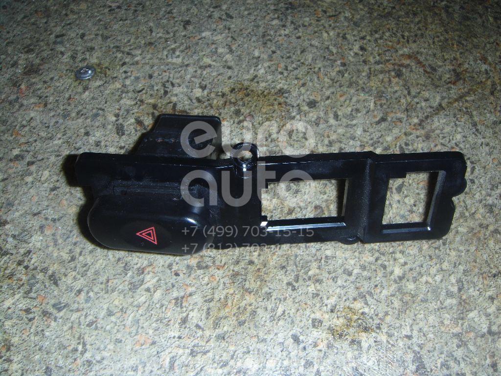 Кнопка аварийной сигнализации для Mitsubishi L200 (K6,K7) 1996-2006;L300 1986-2014;L200 (K0,K3) 1986-1996;Pajero/Montero Sport (K9) 1997-2008 - Фото №1