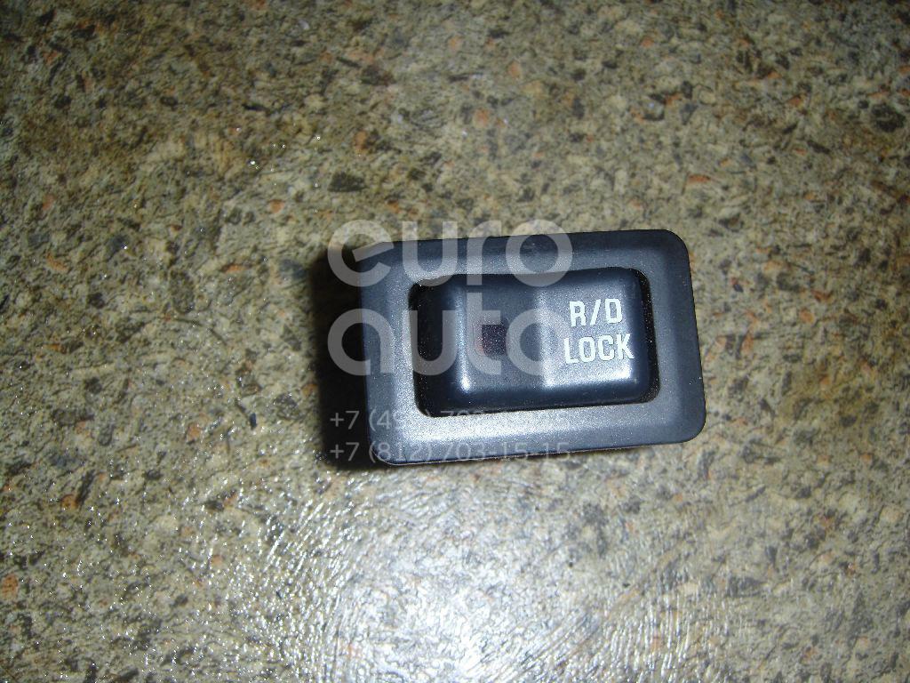 Кнопка блокировки дифференциала для Mitsubishi L200 (K6,K7) 1996-2006 - Фото №1