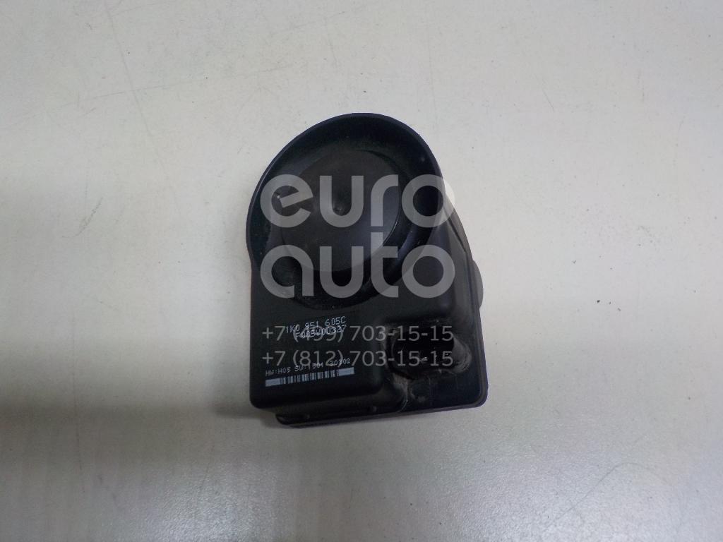 Сирена сигнализации (штатной) Audi Q7 [4L] 2005-2015; (1K0951605C)  - купить со скидкой