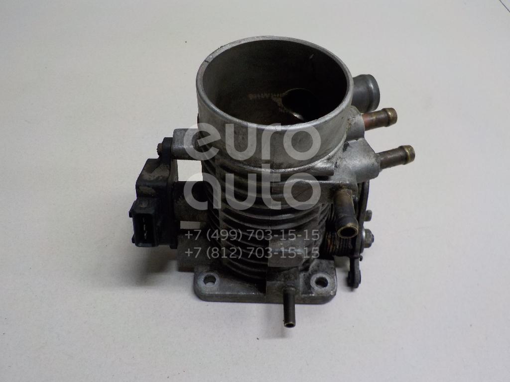 Заслонка дроссельная механическая для Opel Vectra A 1988-1995 - Фото №1