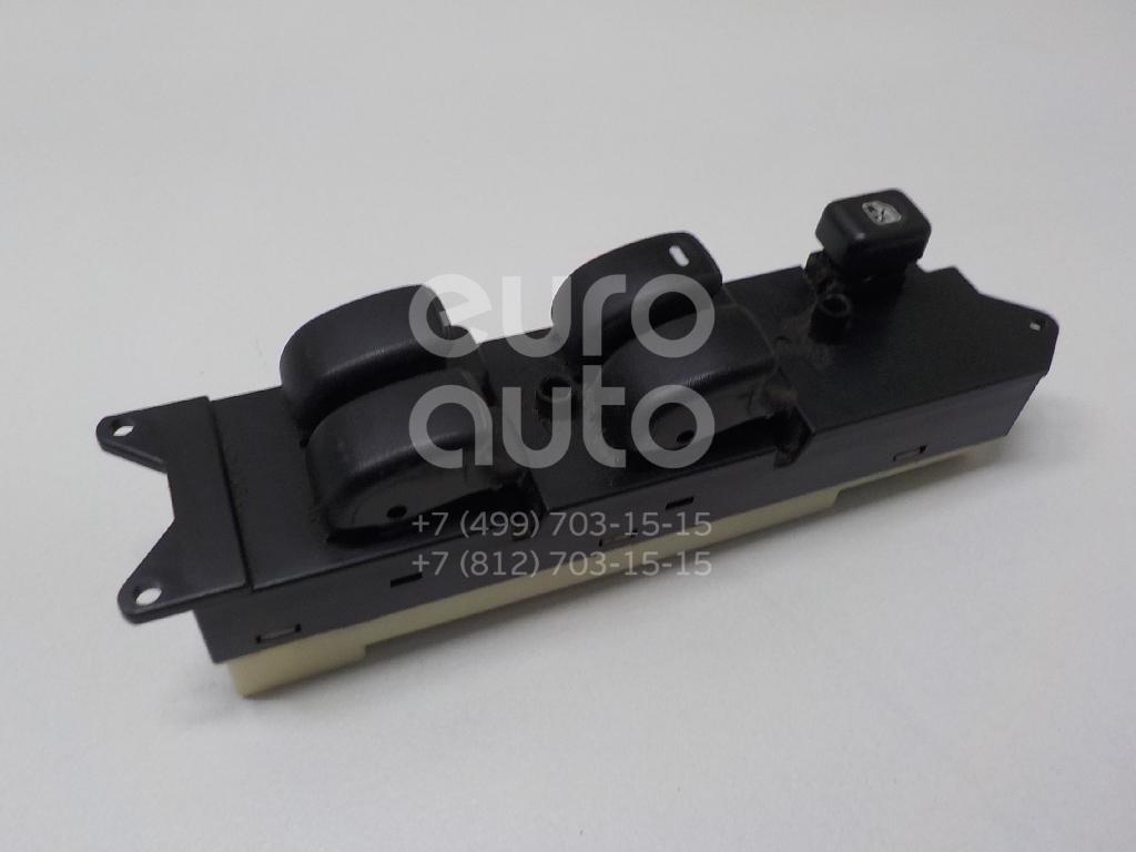Блок управления стеклоподъемниками Mitsubishi Pajero/Montero III (V6, V7) 2000-2006; (MR445652)  - купить со скидкой