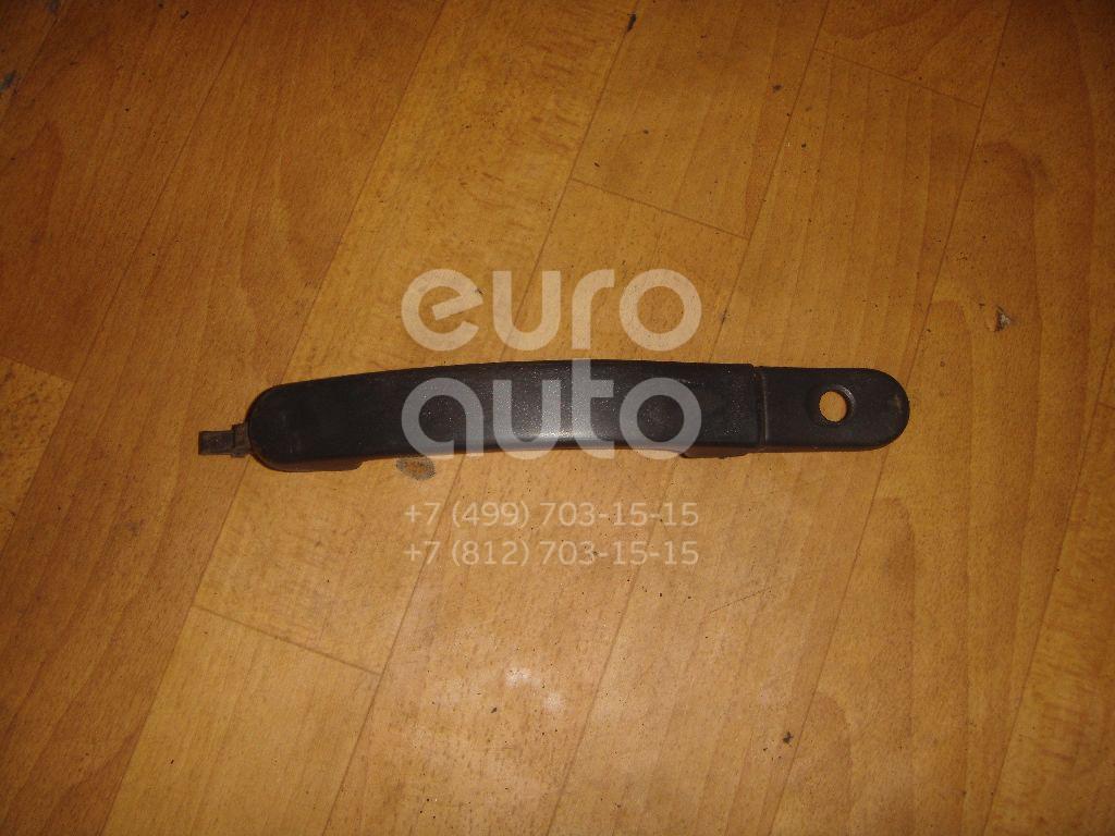 Ручка двери передней наружная левая для Ford Fiesta 2001-2008 - Фото №1