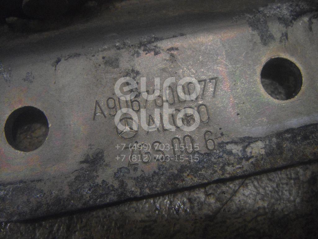 Скоба вставки замка для Mercedes Benz,VW Sprinter (906) 2006>;Crafter 2006> - Фото №1