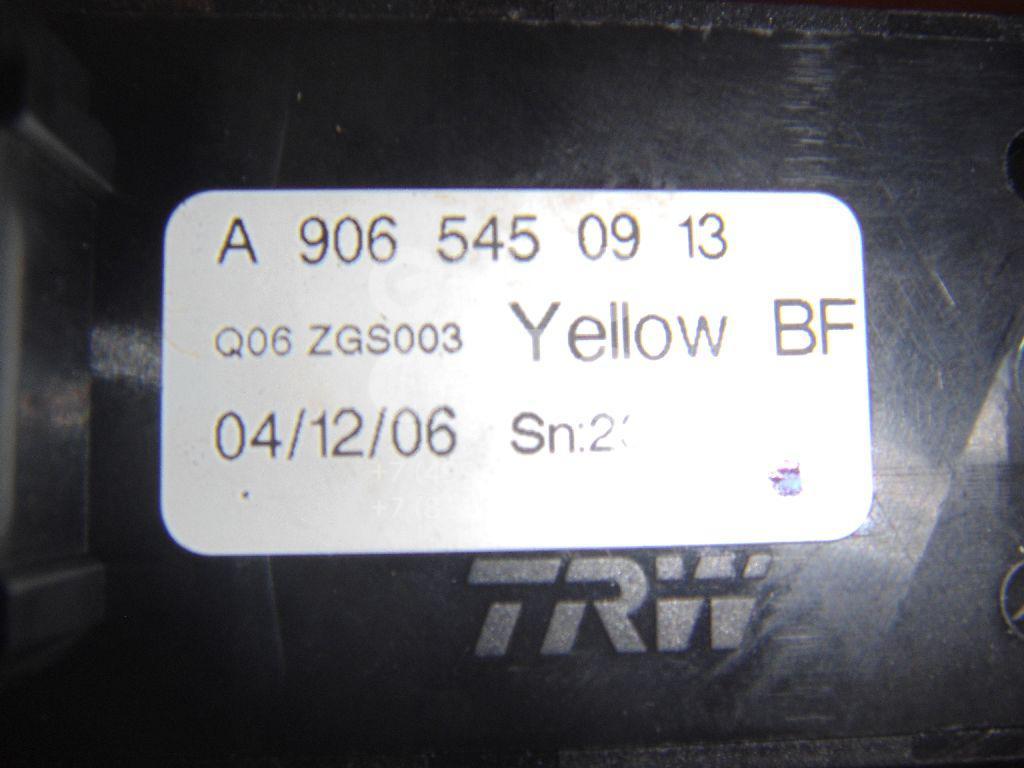 Кнопка стеклоподъемника для Mercedes Benz,VW Sprinter (906) 2006>;Crafter 2006> - Фото №1