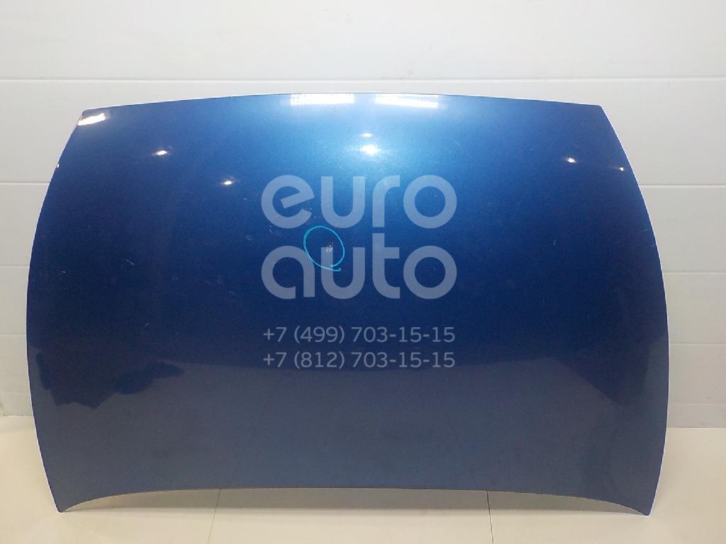Капот для Ford KA 1996-2008 - Фото №1