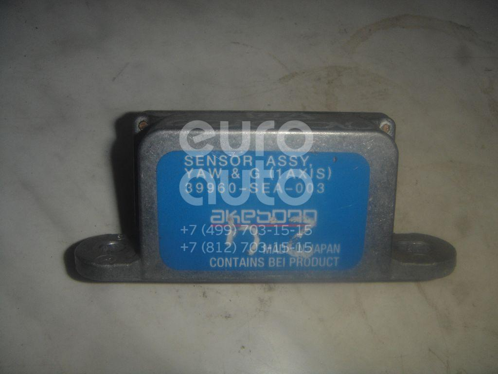 Датчик AIR BAG для Honda Accord VII 2003-2007 - Фото №1