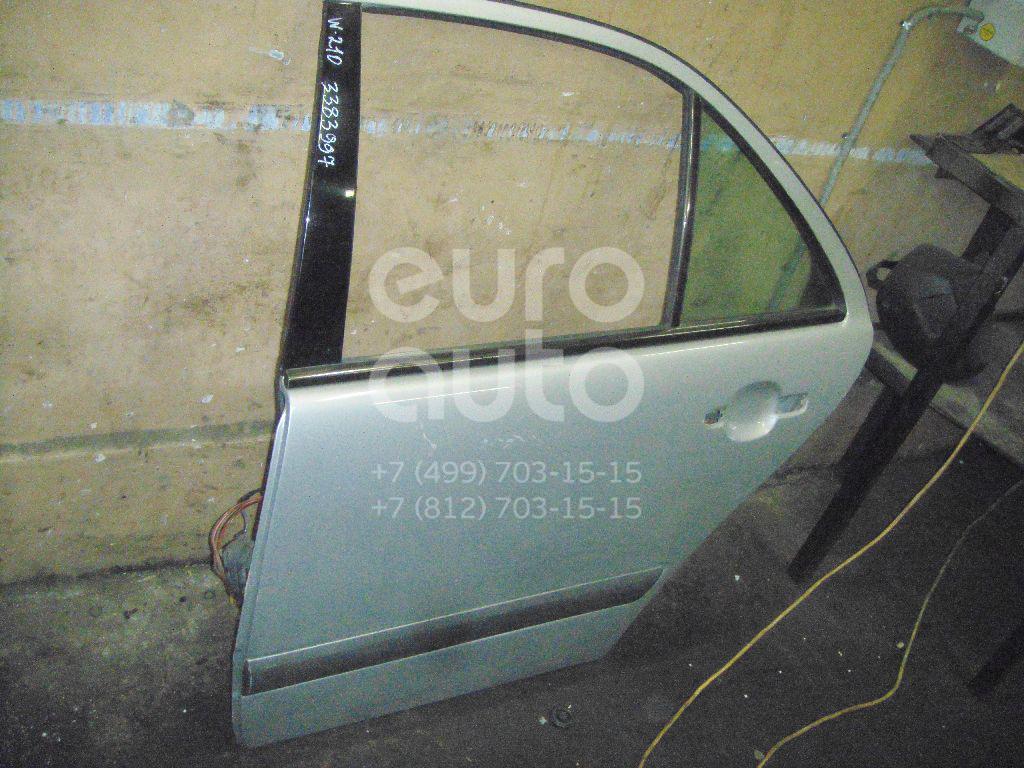 Дверь задняя левая для Mercedes Benz W210 E-Klasse 2000-2002 - Фото №1
