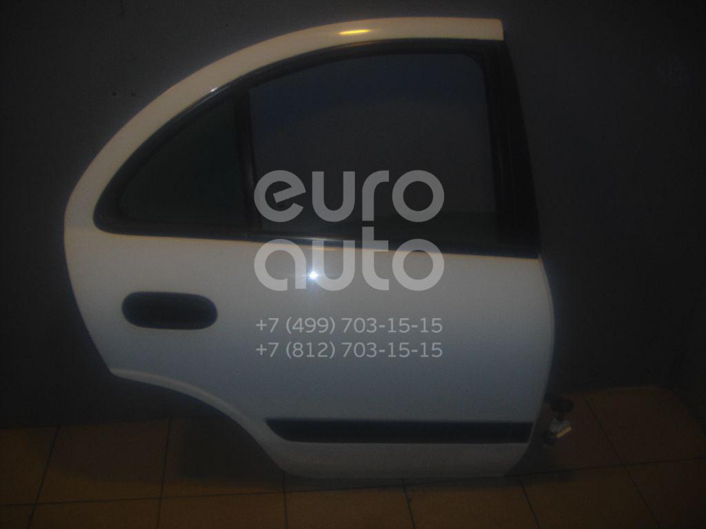 Дверь задняя правая для Nissan Almera N16 2000-2006 - Фото №1