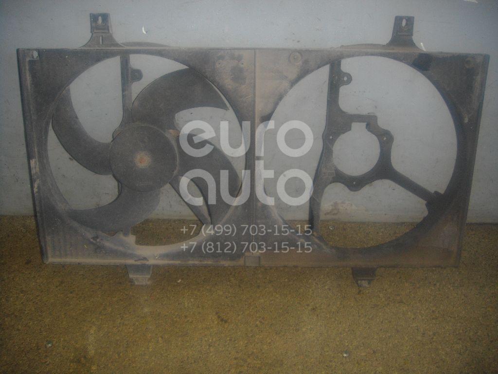 Вентилятор радиатора для Nissan Almera N16 2000-2006;Primera P12E 2002-2007 - Фото №1