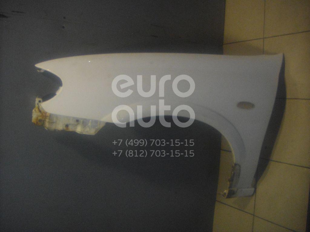 Крыло переднее левое для Nissan Almera N16 2000-2006 - Фото №1