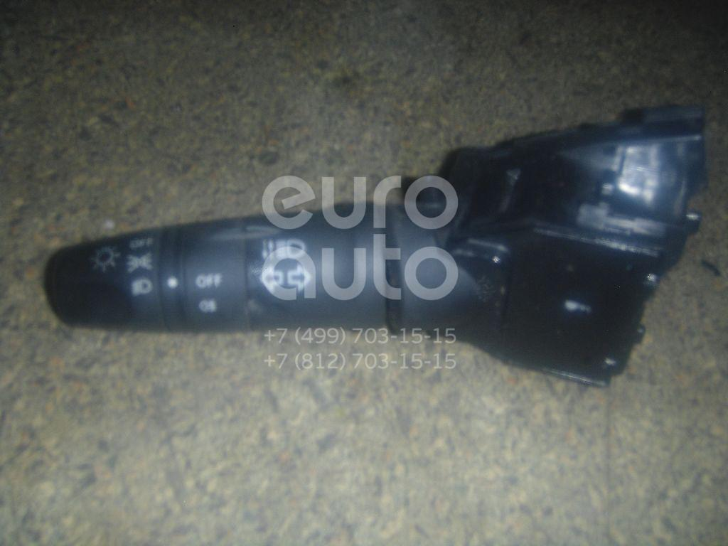 Переключатель поворотов подрулевой для Nissan Almera N16 2000-2006 - Фото №1