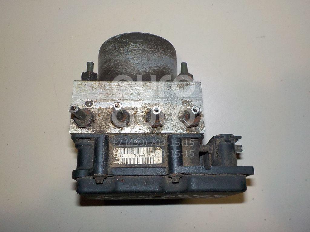 Блок ABS (насос) для Nissan Almera N16 2000-2006 - Фото №1