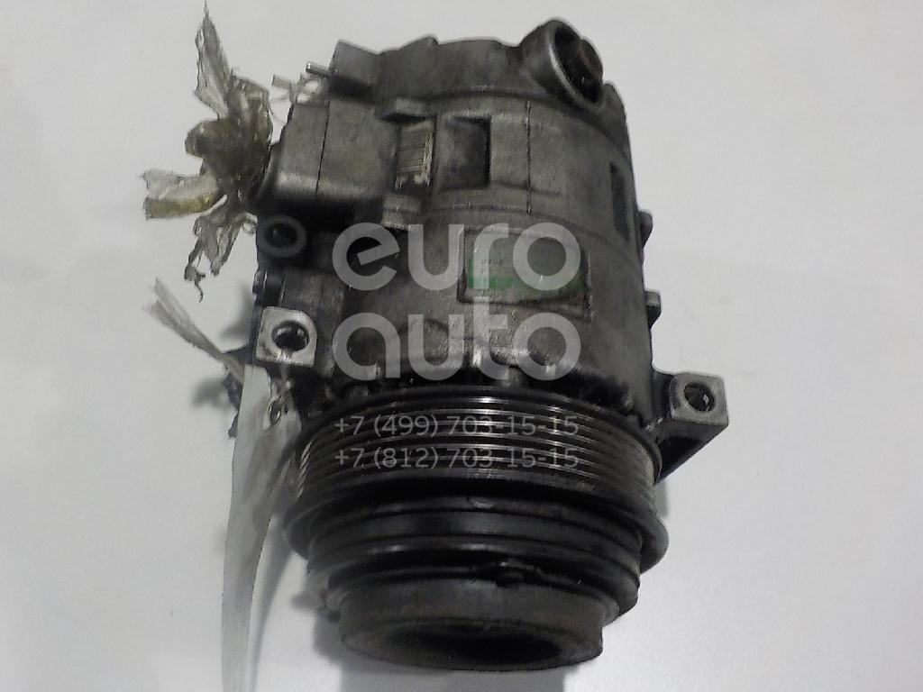 Компрессор системы кондиционирования для Mercedes Benz W210 E-Klasse 2000-2002;W163 M-Klasse (ML) 1998-2004;Sprinter (901-905)/Sprinter Classic (909) 1995-2006;Vito (638) 1996-2003;W140 1991-1999;W202 1993-2000;W210 E-Klasse 1995-2000;C208 CLK coupe 1997-2002;R170 SLK 1996-2004 - Фото №1