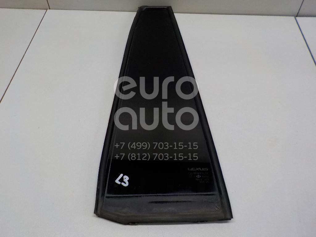 Купить Стекло двери задней левой (форточка) Lexus GX470 2002-2009; (6812460250)