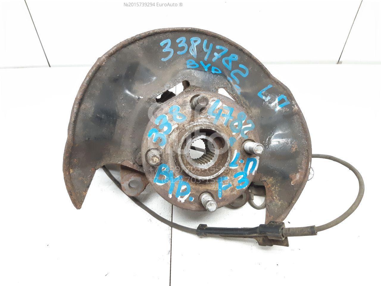 Кулак поворотный передний левый для BYD F 3 2007> - Фото №1