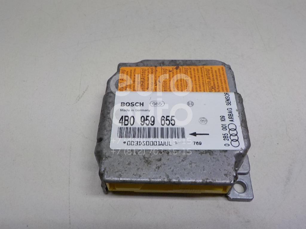 Купить Блок управления AIR BAG Audi A6 [C5] 1997-2004; (4B0959655)