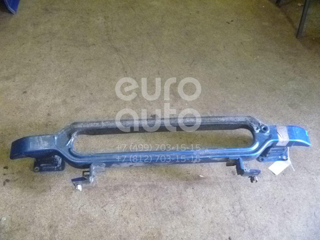 Усилитель переднего бампера для Peugeot 407 2004-2010 - Фото №1