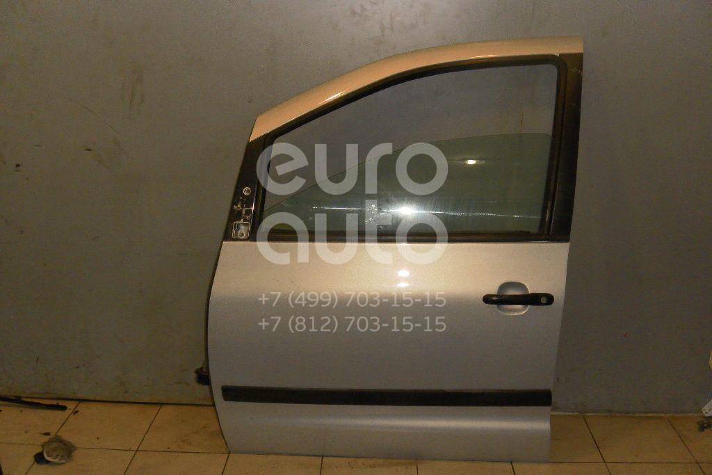 Дверь передняя левая для Seat Sharan 2000-2006;Alhambra 2001-2010 - Фото №1
