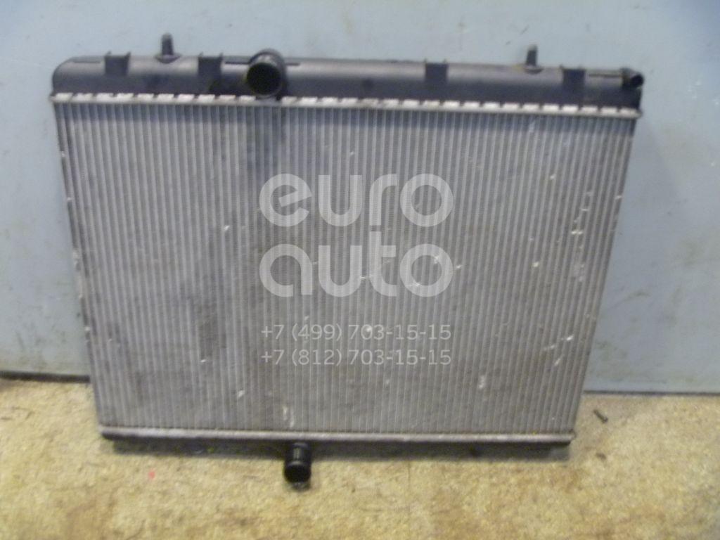 Радиатор основной для Peugeot 407 2004-2010 - Фото №1