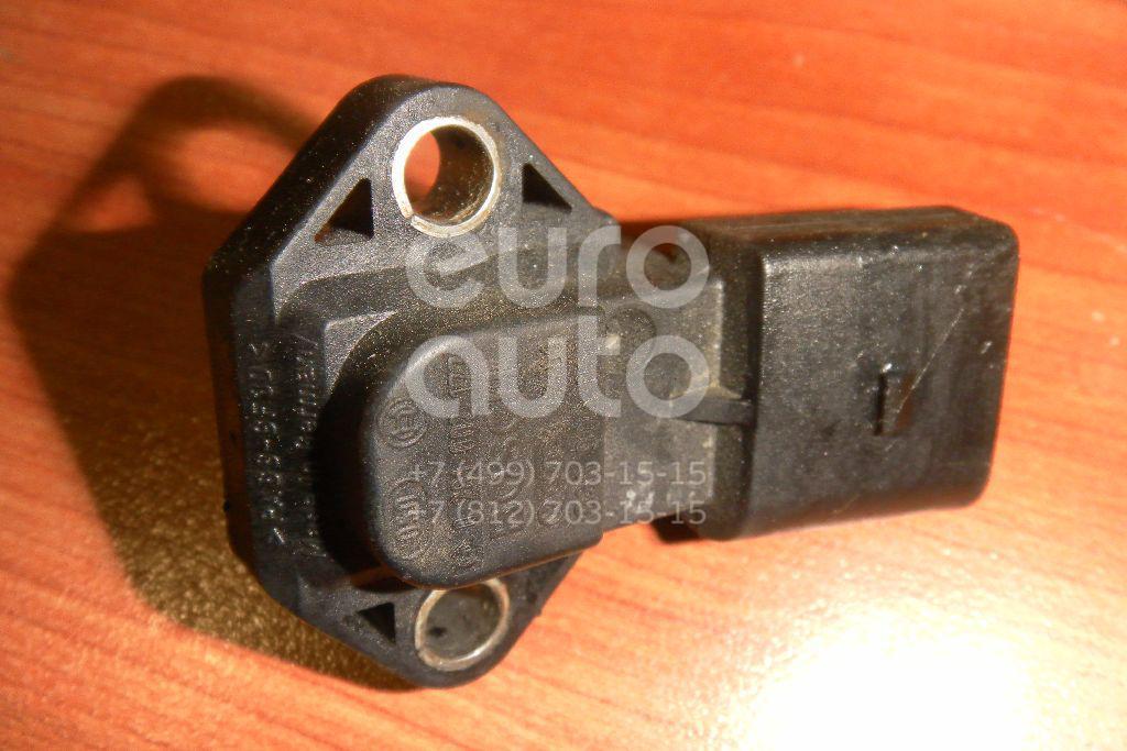 Датчик абсолютного давления для VW Sharan 2000-2006;A2 [8Z0] 2000-2005;A3 (8L1) 1996-2003;A4 [B5] 1994-2000;TT(8N3) 1998-2006;Octavia (A4 1U-) 2000-2011;Leon (1M1) 1999-2006;A6 [C6,4F] 2005-2011;Cordoba 1993-1996;Toledo II 1999-2006 - Фото №1