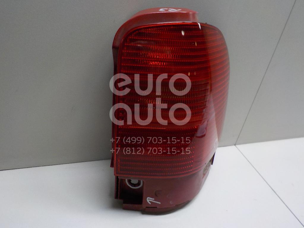 Фонарь задний наружный правый для Seat Sharan 2000-2006;Alhambra 2001-2010 - Фото №1