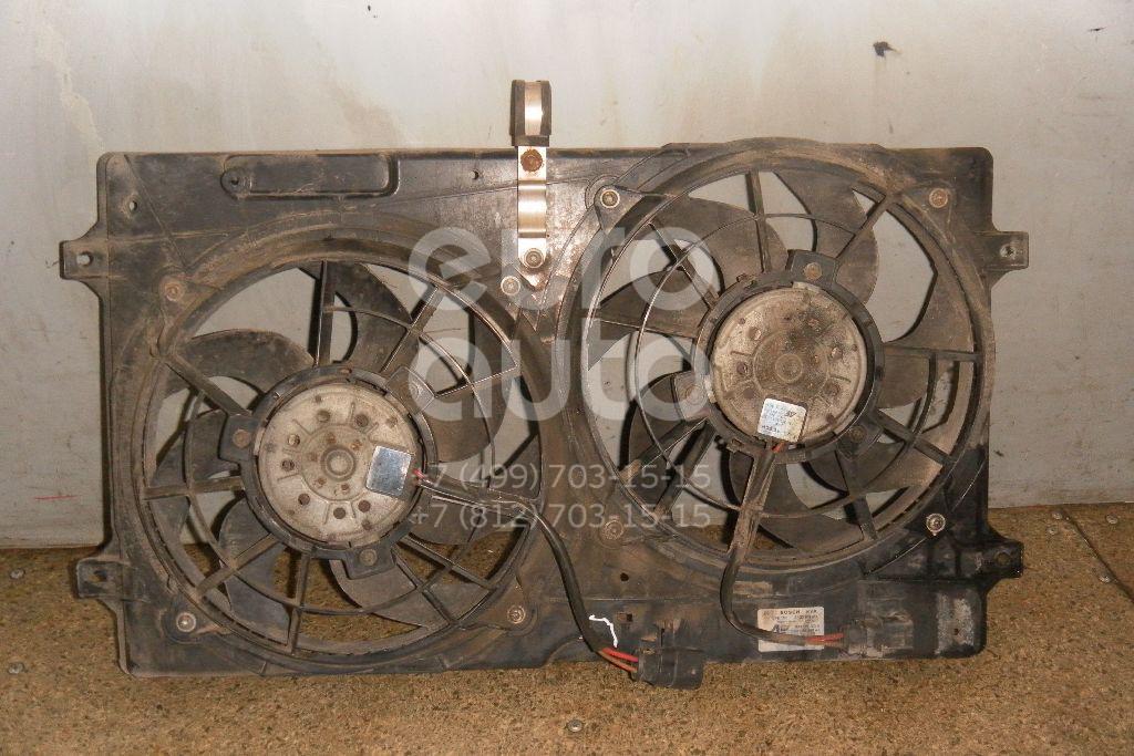 Вентилятор радиатора для VW Sharan 2000-2006 - Фото №1