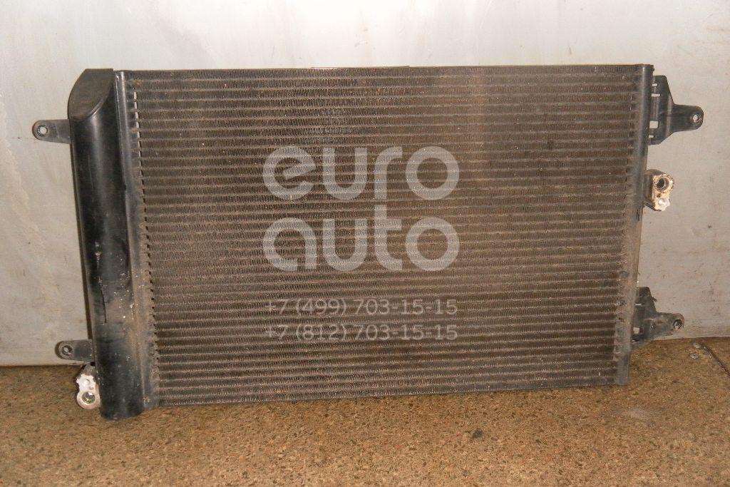 Радиатор кондиционера (конденсер) для Seat Sharan 2000-2006;Galaxy 1995-2006;Sharan 2006-2010;Alhambra 2001-2010 - Фото №1