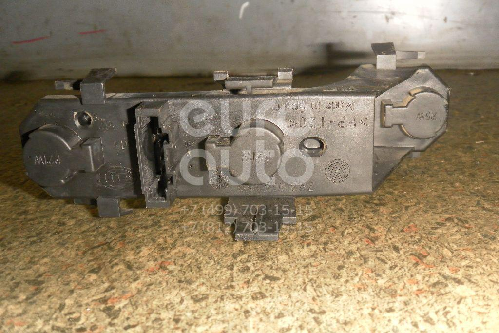 Плата заднего фонаря правого для VW,Seat Sharan 2000-2006;Alhambra 1996-2001 - Фото №1