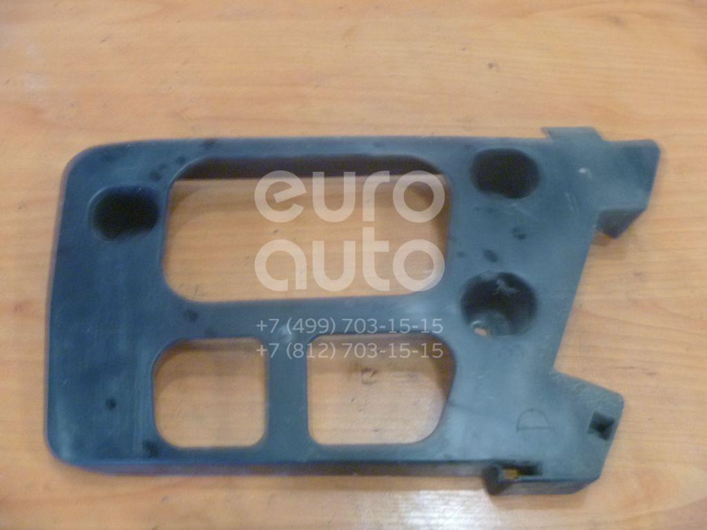 Направляющая заднего бампера правая для Peugeot 407 2004> - Фото №1