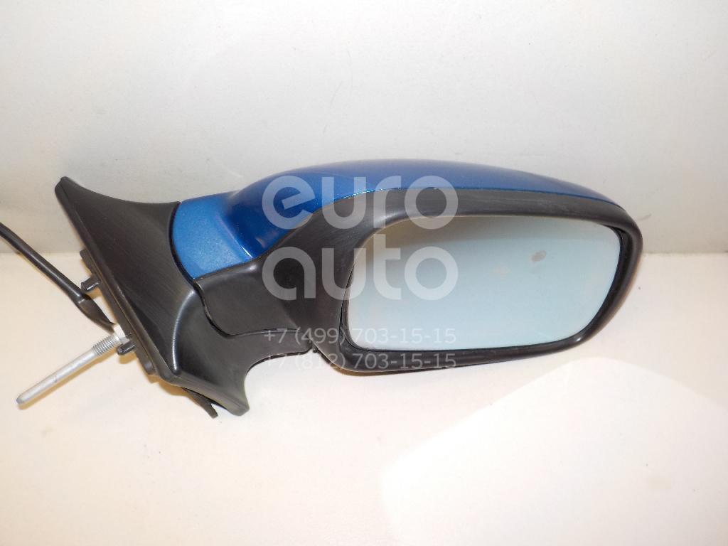 Зеркало правое электрическое для Peugeot 407 2004-2010 - Фото №1