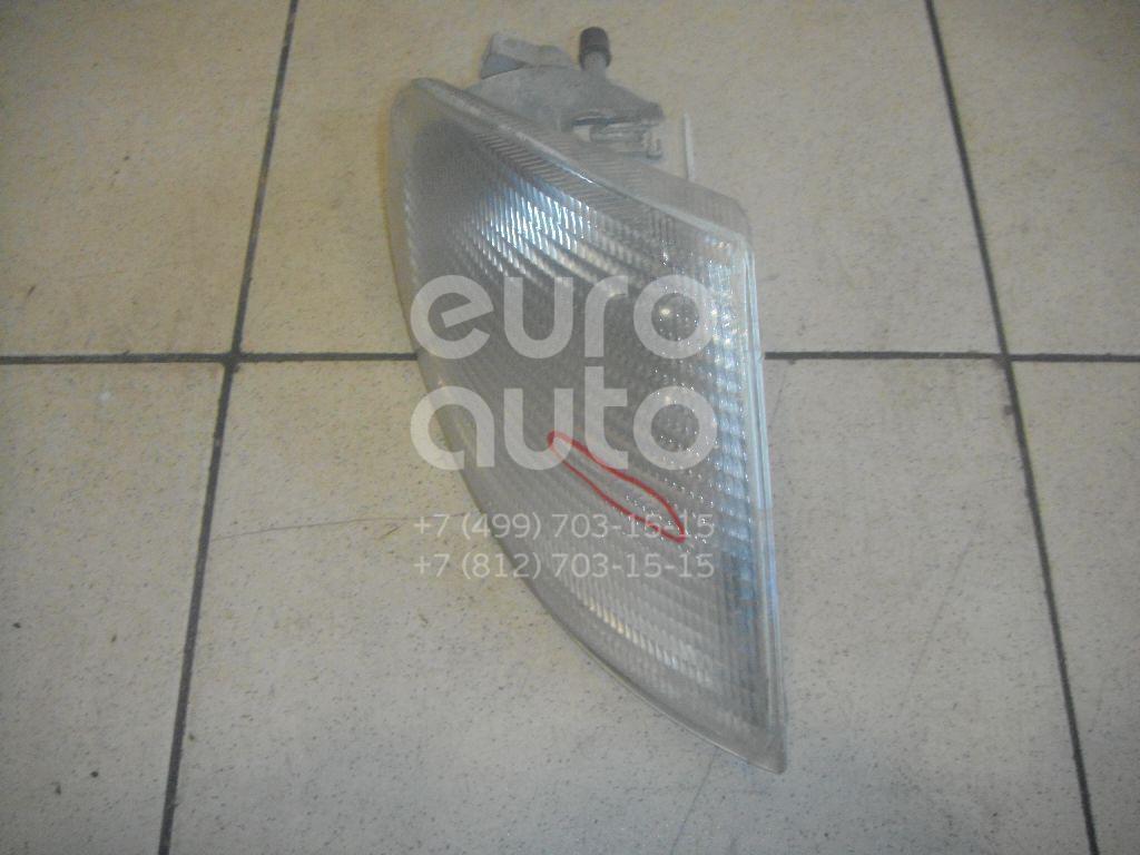 Указатель поворота правый белый для VW Sharan 1995-1999 - Фото №1