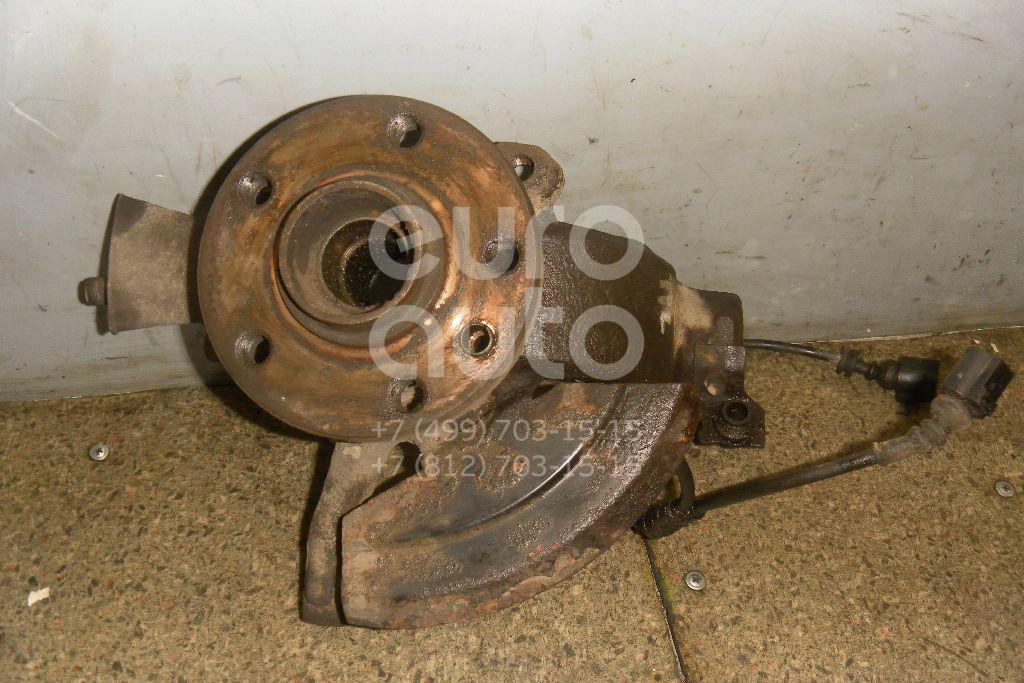 Кулак поворотный передний левый для VW,Seat Sharan 2000-2006;Sharan 1995-1999;Alhambra 1996-2000 - Фото №1