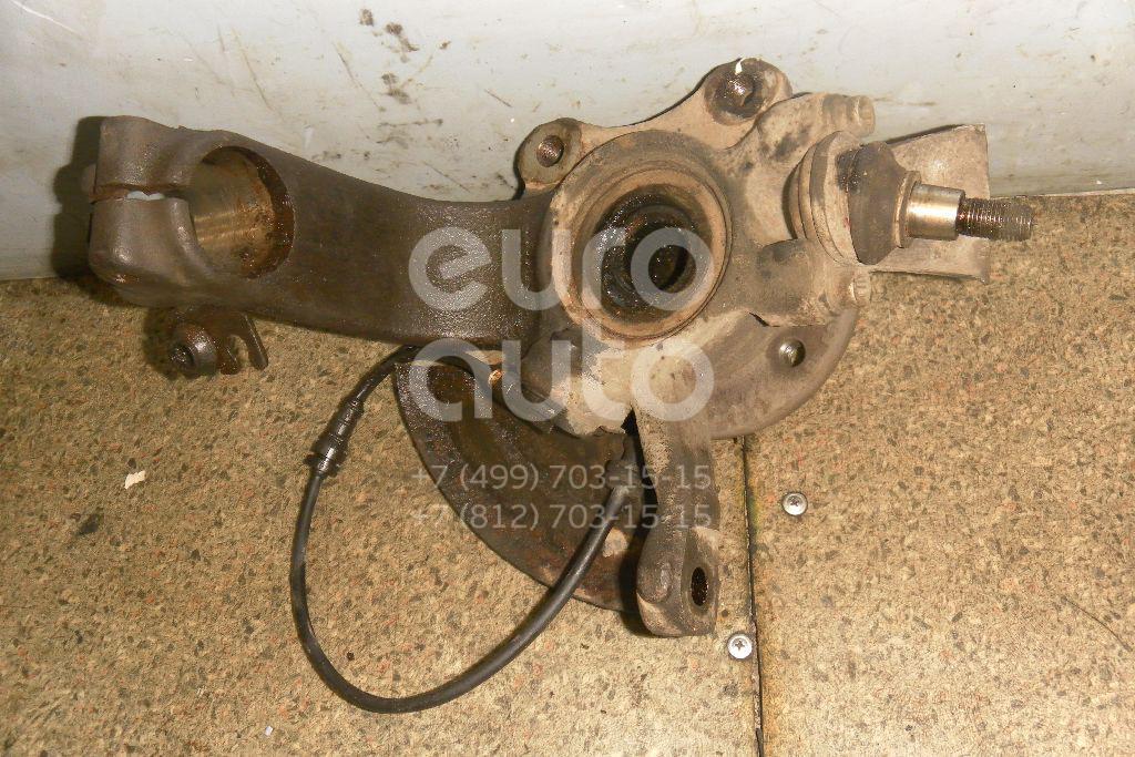 Кулак поворотный передний левый для VW,Seat Sharan 2000-2004;Sharan 1995-1999;Alhambra 1996-2000;Alhambra 2000-2010 - Фото №1