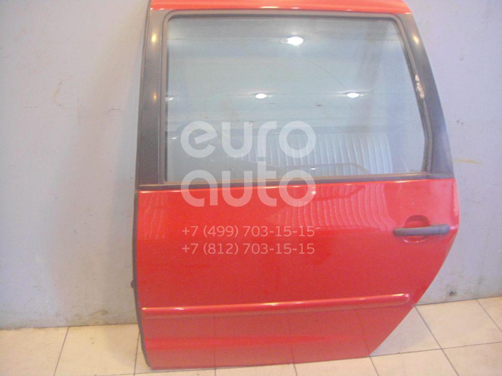 Дверь задняя левая для VW Sharan 1995-1999 - Фото №1