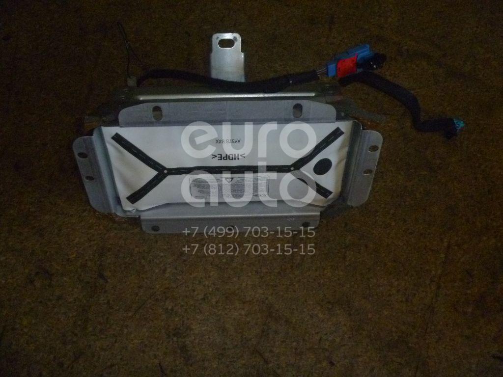Подушка безопасности пассажирская (в торпедо) для Peugeot 407 2004-2010 - Фото №1