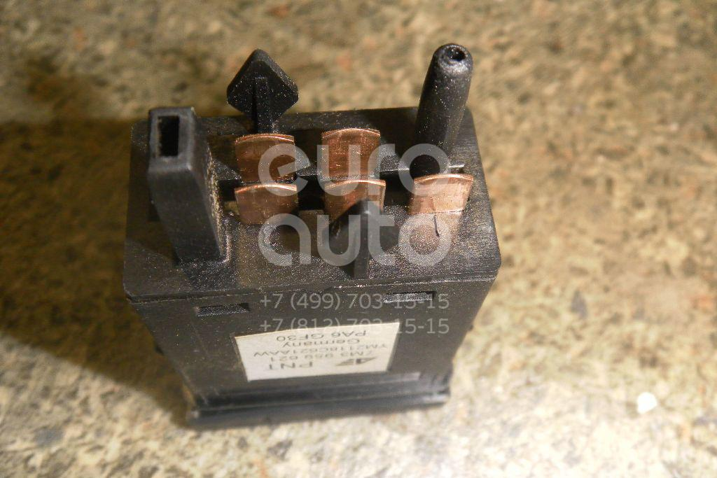 Кнопка обогрева заднего стекла для VW,Seat Sharan 2000-2004;Sharan 2004-2010;Alhambra 2000-2010 - Фото №1
